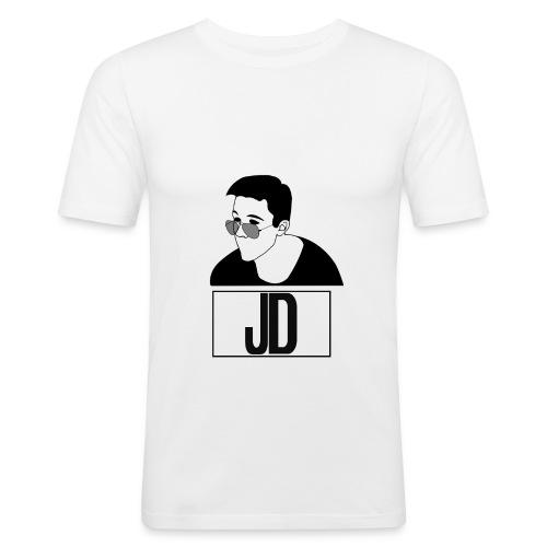 John Dollar Nuovo MERCH - Maglietta aderente da uomo