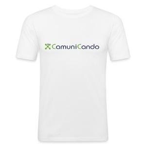 CamuniCando - Maglietta aderente da uomo
