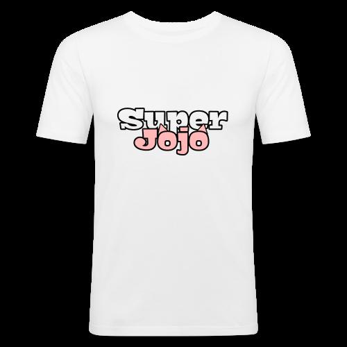 SuperJojo - Men's Slim Fit T-Shirt