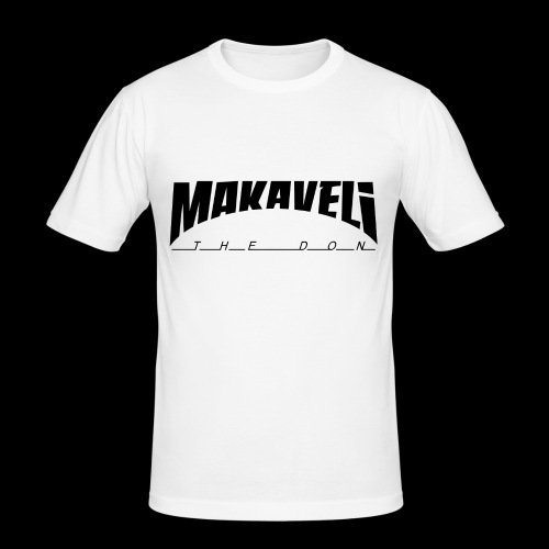 Makaveli the Don - Männer Slim Fit T-Shirt