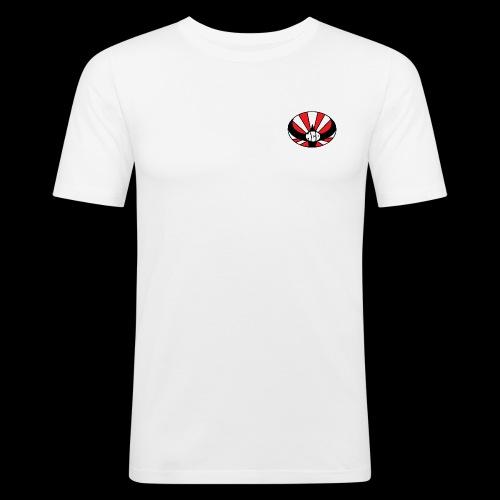 Meo-Vogel - Männer Slim Fit T-Shirt