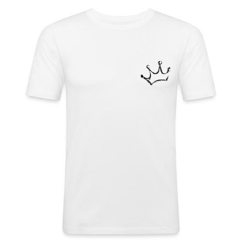 Crown - KingMick - Men's Slim Fit T-Shirt