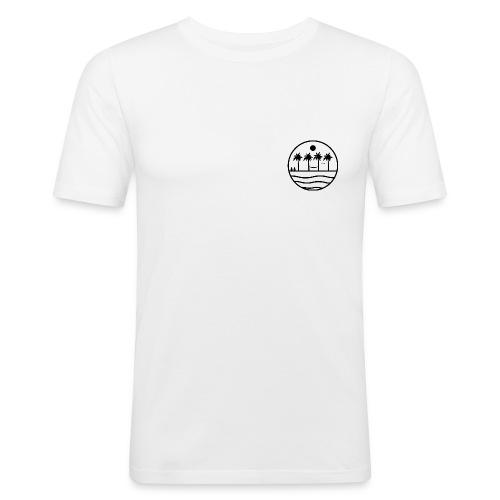 zon zee strand - slim fit T-shirt