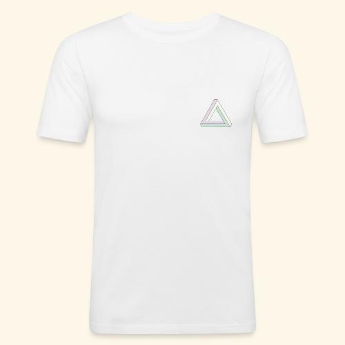 Triangle penrose - T-shirt près du corps Homme