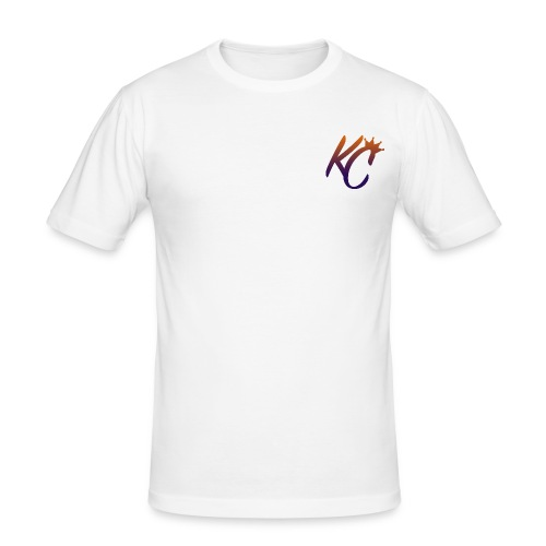 KC COLOURFUL - Men's Slim Fit T-Shirt