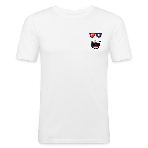 N.1 - Maglietta aderente da uomo