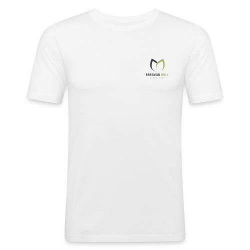 FreemanHull - Men's Slim Fit T-Shirt