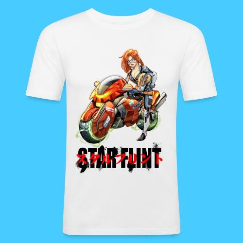 StarFlint Trixie - T-shirt près du corps Homme