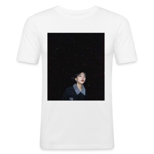 Moon! - Men's Slim Fit T-Shirt