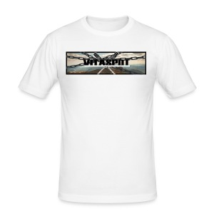 VITASPOT - Männer Slim Fit T-Shirt