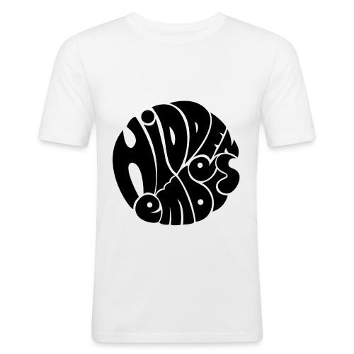 Hidden Embers - Maglietta aderente da uomo