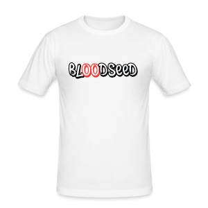 BLOODSEED - Men's Slim Fit T-Shirt