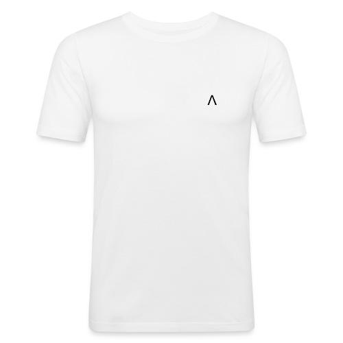 A - Clean Design - Men's Slim Fit T-Shirt