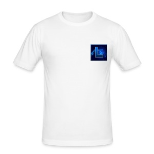 Logo GamenMetLucas - slim fit T-shirt