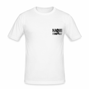Naomi - First 40.7 - Slim Fit T-shirt herr