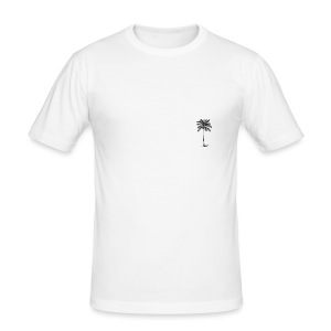 Palm - Slim Fit T-shirt herr