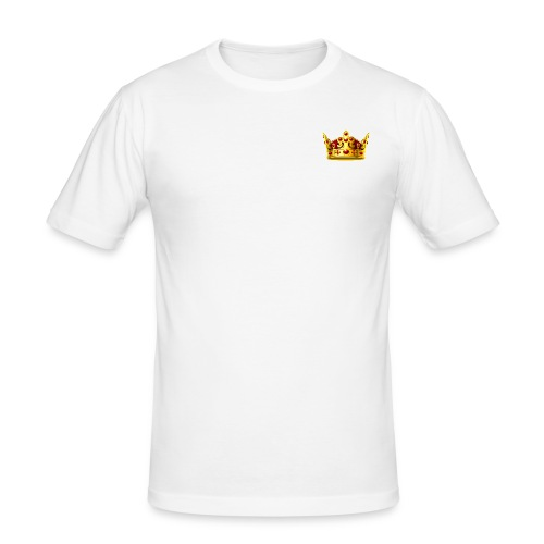 GoldCrown - Männer Slim Fit T-Shirt