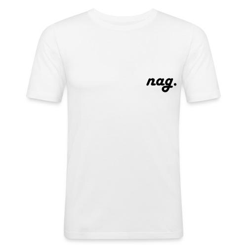nag classic S18 - Männer Slim Fit T-Shirt