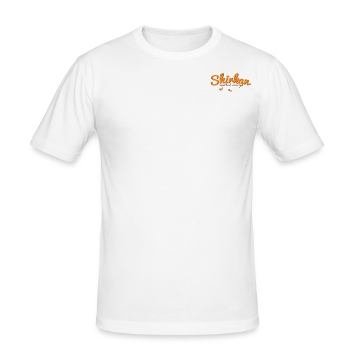 shirkan - Männer Slim Fit T-Shirt