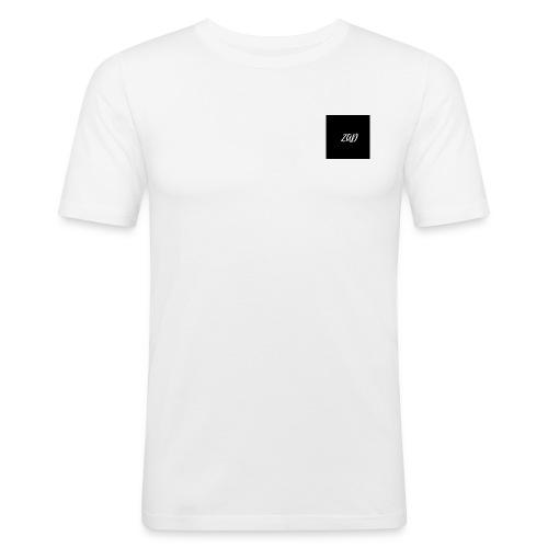 Zad logo 1 - Tee shirt près du corps Homme