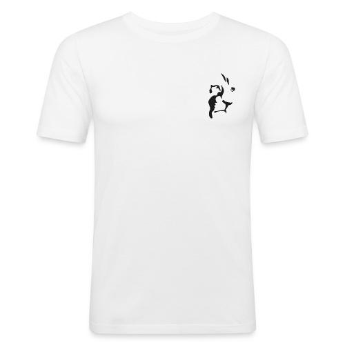 Lion-GINGER-page-001 - T-shirt près du corps Homme