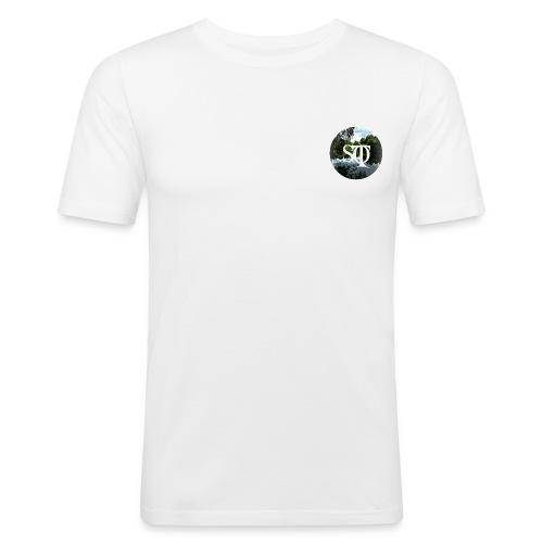 Sonus Tranquillus. - Men's Slim Fit T-Shirt