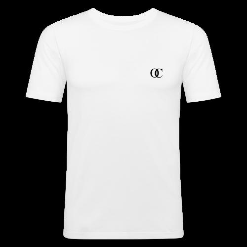 OC LOGO - Men's Slim Fit T-Shirt