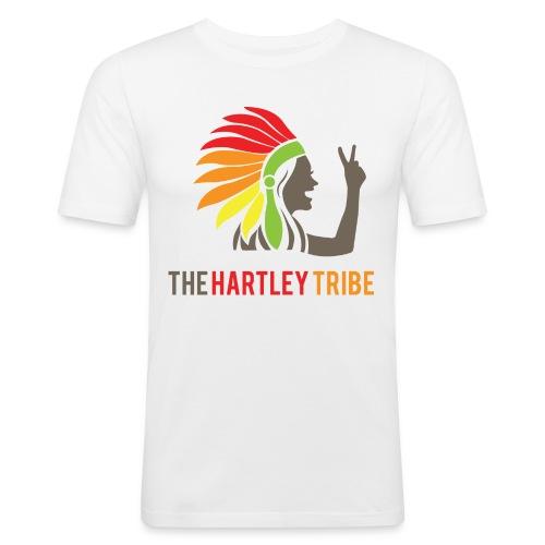The Hartley Tribe - Männer Slim Fit T-Shirt