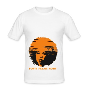 Strong Black Woman - Männer Slim Fit T-Shirt