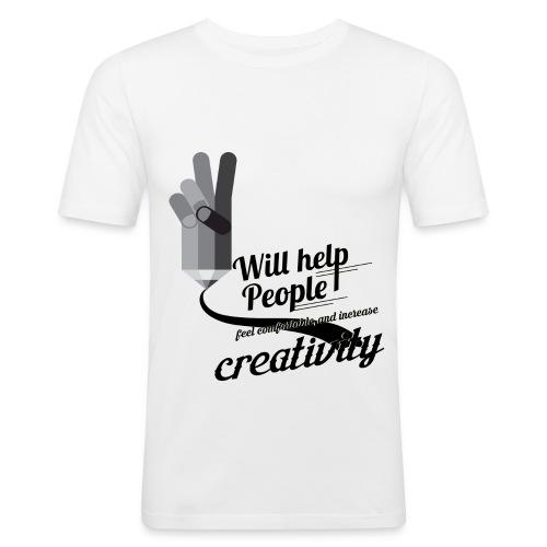 crati - Men's Slim Fit T-Shirt