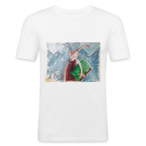 geit der wijsheid - slim fit T-shirt
