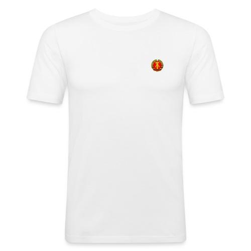 DDR retro - Männer Slim Fit T-Shirt