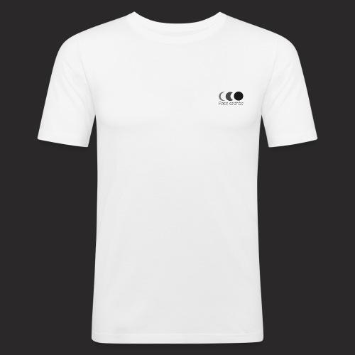Face Cachée - Triple lune - T-shirt près du corps Homme