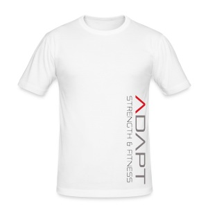 whitetee - Men's Slim Fit T-Shirt