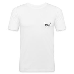 Med'ange - Tee shirt près du corps Homme