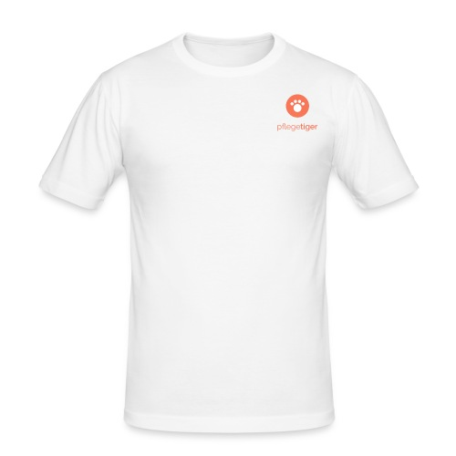 Whole in one - Männer Slim Fit T-Shirt