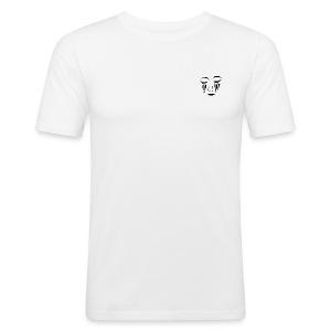 triste - Tee shirt près du corps Homme