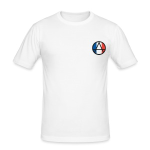Logo ZELA France - Tee shirt près du corps Homme
