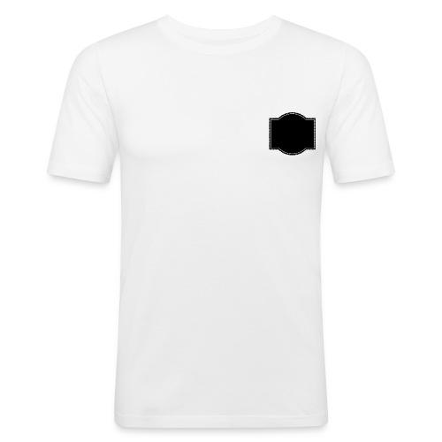 Beispiel-Logo - Männer Slim Fit T-Shirt