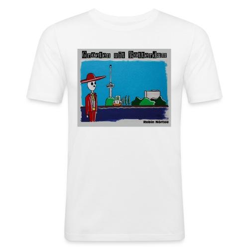 euromast - slim fit T-shirt