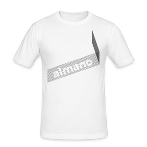 almanoX2.0 - Männer Slim Fit T-Shirt