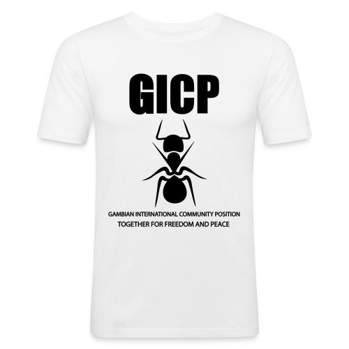 GICP - Men's Slim Fit T-Shirt