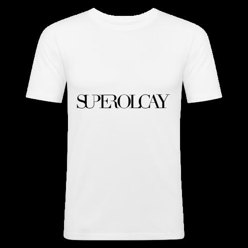 SUPER OLCAY - slim fit T-shirt