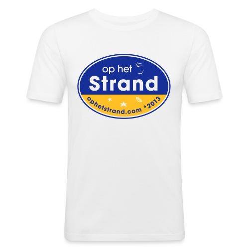 Op het Strand - slim fit T-shirt