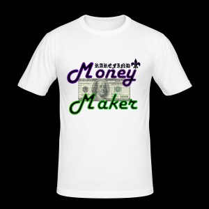 RF MONEY MAKER - Men's Slim Fit T-Shirt