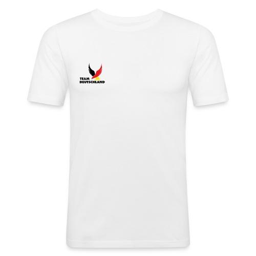 TEAM DEUTSCHLAND - Männer Slim Fit T-Shirt