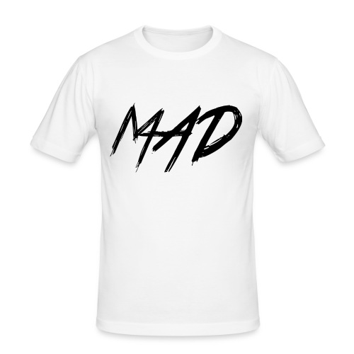 Black and White - slim fit T-shirt