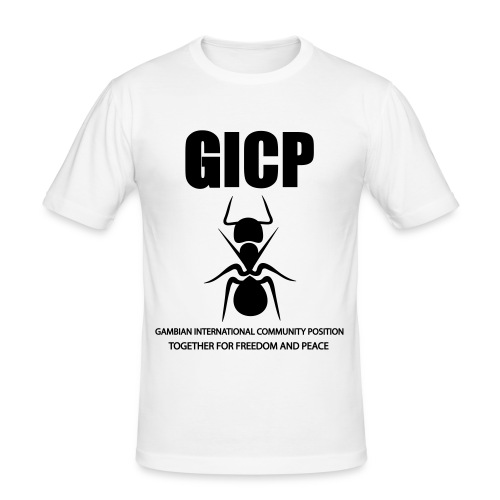 GICP - Men's Slim Fit T-Shirt