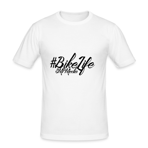 Bike Life - Men's Slim Fit T-Shirt