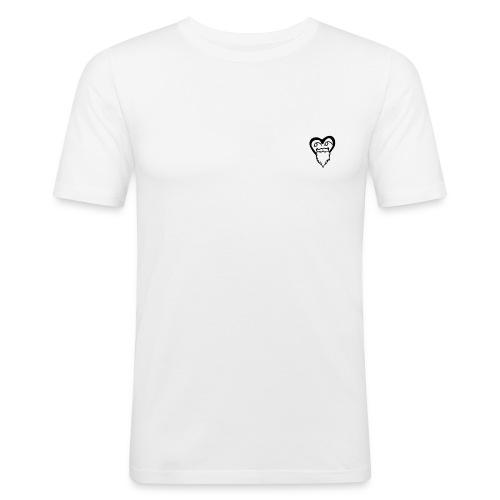 PÈRE NOEL RIGOLO - T-shirt près du corps Homme